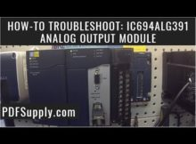 How-To Troubleshoot: IC694ALG391 (Proficy Machine Edition Training)