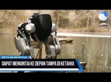 Kembangkan Robot Militer - Ini Tujuan AS
