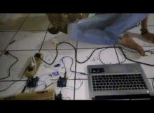 Kontrol Kecepatan Fan pada Model Miniatur Pemanas Berbasis Arduino dan simulink MATLAB