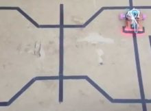 Line Follower Robot with ATMega 16 (August 10, 2015)