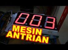 Membuat Mesin Antrian Seven Segment Arduino