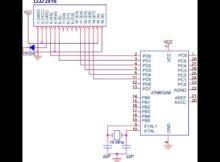 Part 3 Belajar Mikrokontroler ATMEGA + LCD