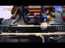 Pasific Rim, Satellite's Doctor Robot. IRO 2014