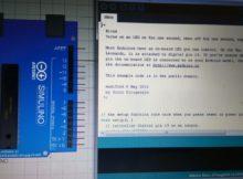 Pemula Bag.1#Pembahasan Contoh program Arduino IDE