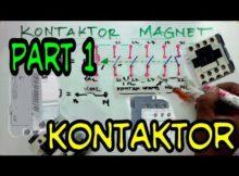 Pengenalan Kontaktor magnet