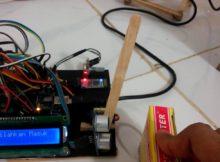 Pintu Gerbang Otomatis dengan Arduino --------- NF-308