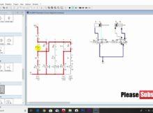 Pneumatic Control System on Festo Fluidsim. A+ B+ B- A-.