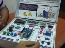 Poltekom - Rancang Bangun Modul Trainer Mikrokontroler Arduino