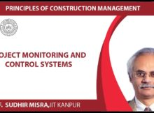 Project monitoring and control systems