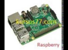 Raspberry arduino kontrol elektronika proyek alat rancangan kursus