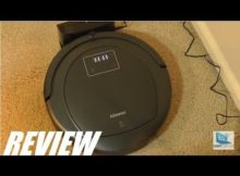 REVIEW: Alfawise Robot Vacuum Cleaner (ZK8077)
