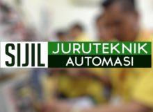 Sijil Juruteknik Automasi (Mekatronik) di Kolej WIT