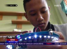 Siswa SMP Merakit Robot untuk Mempersiapkan Lomba Robot Internasional - NET 5