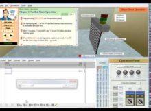 Tutorial Belajar PLC 1 : Belajar Basic Ladder PLC dengan FX Trainer - Basic Timer Operation