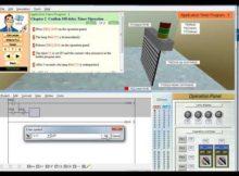 Tutorial Belajar PLC 2: Belajar Membuat Ladder PLC dengan Software FX Trainer -  Timer Program