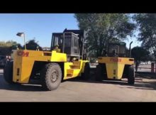 25ton and above heavy forklift tcm