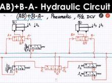 (AB)+B-A- Hydraulic/Pneumatic Circuit - Series Part-4