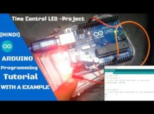 [Hindi] Arduino Programming Tutorial for Beginners with led project example||Arduino Programming P-1