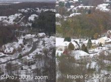 Mavic 2 Pro vs Inspire 2 Drone Comparison