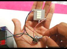 Membuat CONTROL LED Mudah n Murah.
