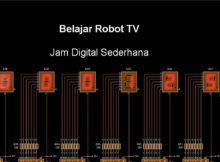 Membuat Jam Digital Sederhana