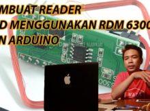 Membuat Reader RFID dengan RDM 6300 dan Arduino