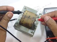 modifikasi trafo untuk inverter 12v to 220 v