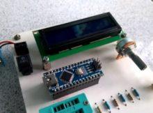 Perancangan Alat Uji Bipolar Junction Transistor Berbasis Mikrokontroler