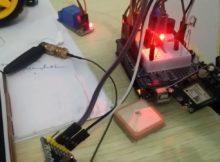 Project Arduino Keamanan Kendaraan dan GPS Tracker[PART 1]