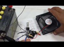Saklar sentuh motor 2 pin (revisi)