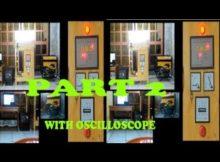 Simulasi ATS AMF  Berbasis Deep Sea DSE704 + Oscilloscope | PART 2 LENGKAP