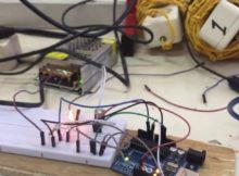 Sistem Kendali Intensitas Cahaya dengan PID