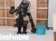 This Robot is Training to Become a Construction Worker — Genius Moments