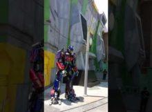 Transformer robot in singapore