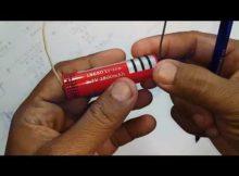 Menentukan Led untuk Resistor part 1