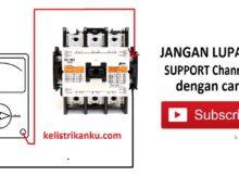 NO Dan NC dalam Rangkaian listrik #RANGKAIAN