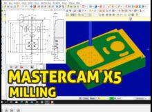 MASTERCAM X5 | CNC MILLING