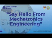 Say Hello From Mechatronics Engineering | MPLS MEKATRONIKA 2020